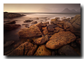 Stones, Loch Scavaig, Cuillin Hills, Elgol, Isle of Skye, Scotland
