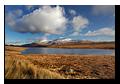 Montagne Cranstackie et Loch Tarbhaidh, Sutherland, Highlands, Scotland