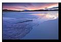 Plage Balnakeil au crepuscule, Durness, Sutherland, Highlands, Scotland