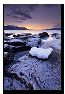Reisafjorden, S�rreisa, Troms, Norv�ge