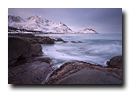 Skultran, Mefjordv�r, Senja, Troms, Norv�ge
