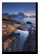 Grunnfarnes, Senja, Troms, Norway